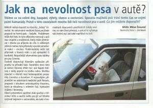 PP- 7-2014 Jak na nevolnost psa v aut-